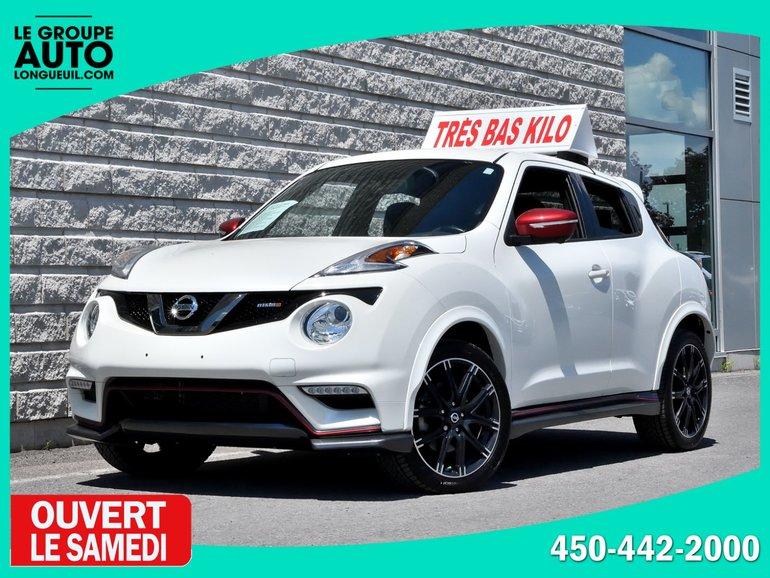 2017 Nissan Juke *NISMO*AWD*AUTOM*NAVI*RARE*16823KM*