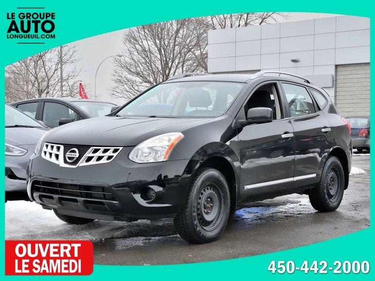 2012 Nissan Rogue *SE*AWD*AUTOM*NOIR*BAS KILO*