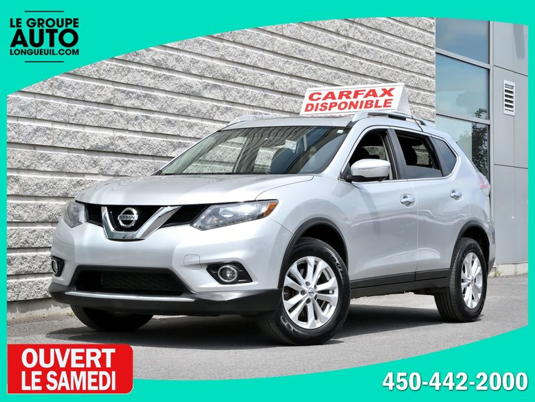 Nissan Rogue *7 PLACES*AWD*NAVI*TOIT*CAMERA*BAS KILO* 2015