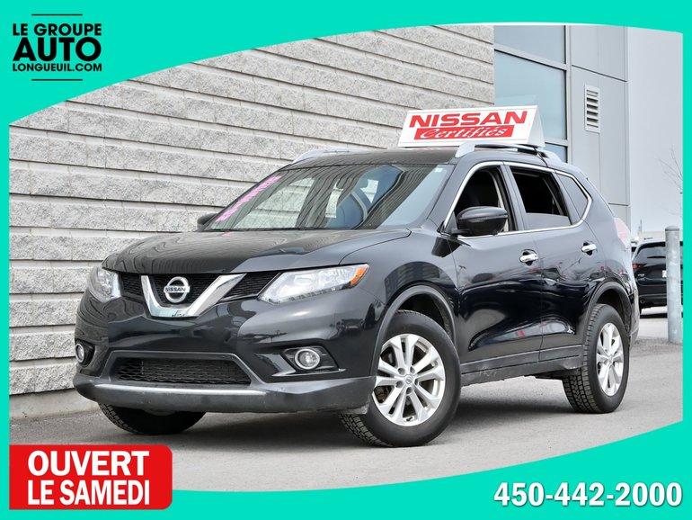 Nissan Rogue *SV TECH*AUTOM*AWD*TOIT*CAMERA 360* 2016