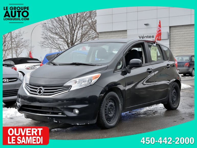 2014 Nissan Versa Note *SL*AUTOM*A/C*MAGS*CAMERA*