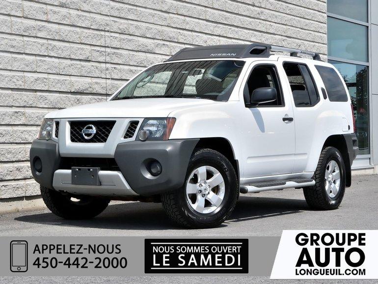 2011 Nissan Xterra *4X4*AUTOM*BLANC*A/C*