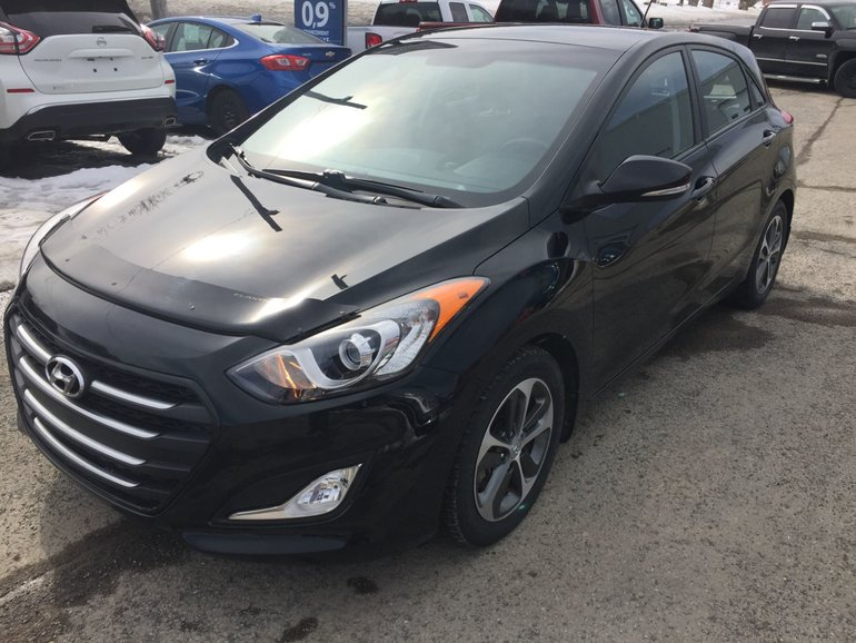 2016 Hyundai Elantra GT Hatch back