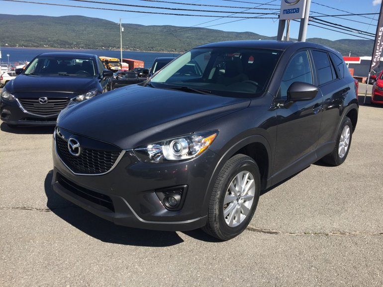 2015 Mazda CX-5 GS Intégrale