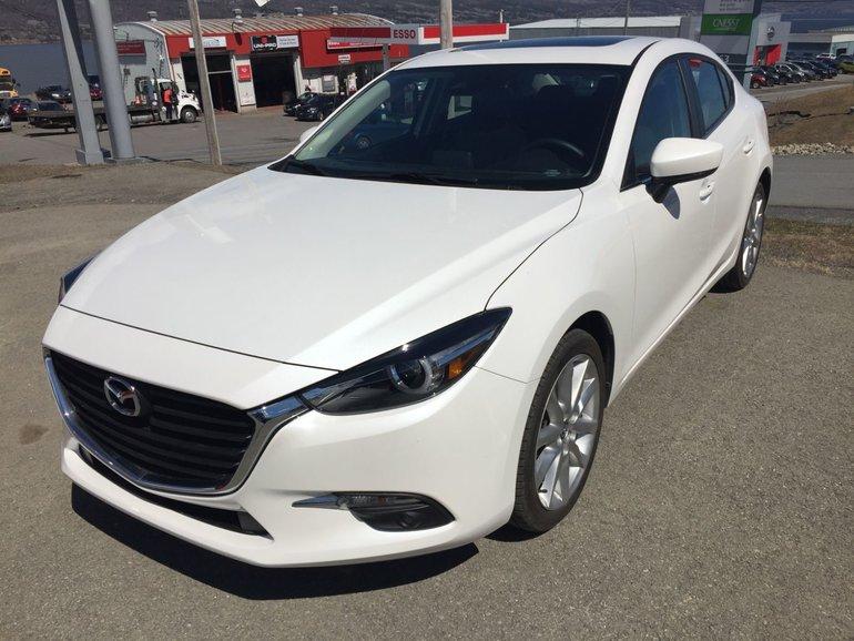 2017 Mazda Mazda3 GT