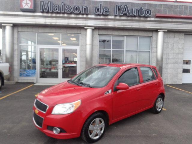 Maison Mazda Pre Owned 2010 Chevrolet Aveo Lt For Sale