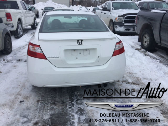 Maison Mazda Pre Owned 2008 Honda Civic Cpe Dx G For Sale