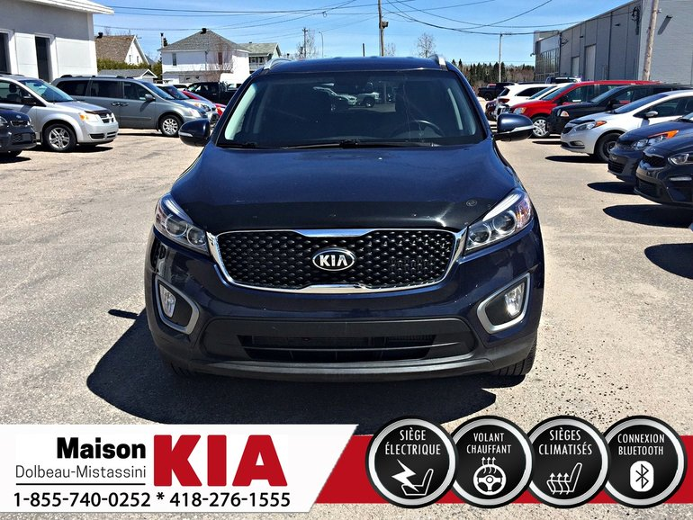 Kia Sorento AWD LX turbo 2016