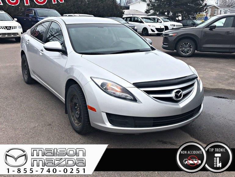 Mazda Mazda6 GS 2012
