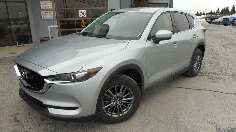 2017 Mazda CX-5 GS, AWD,