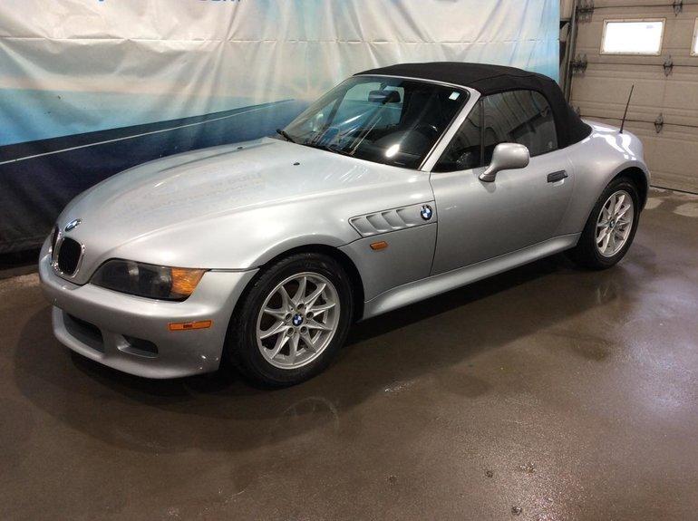 1999 BMW Z3 2.3