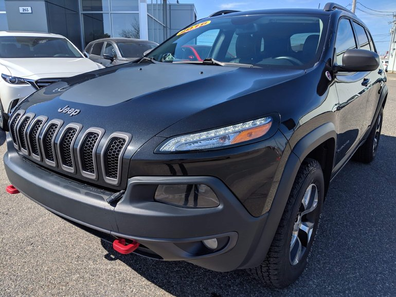 2016 Jeep Cherokee Trailhawk*4x4*V6