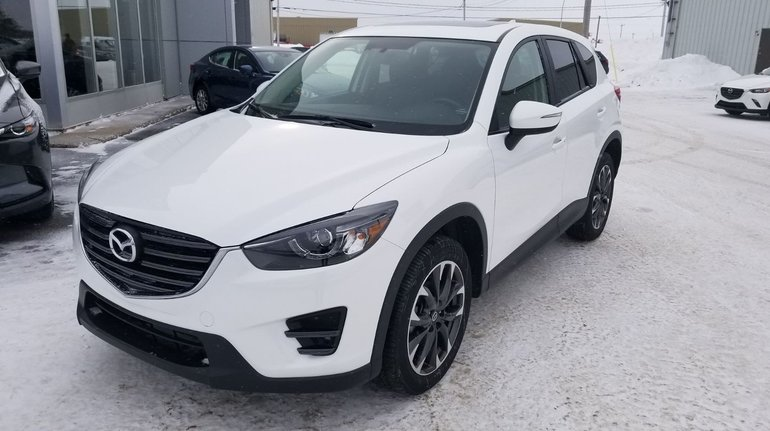 2016 Mazda CX-5 GT AWD CUIR, TOIT OUVRANT, GPS