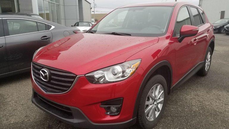 2016 Mazda CX-5 GS AWD, BANCS CHAUFFANTS, BAS KILOMÉTRAGE