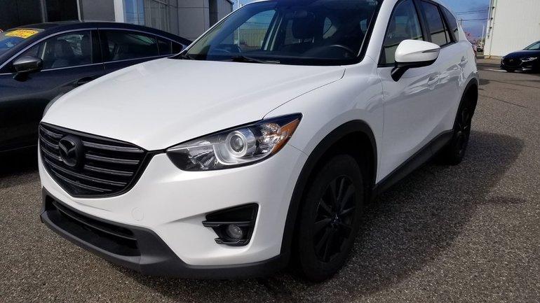 2016 Mazda CX-5 GS, ALL BLACK, PNEUS NEUFS, FREINS NEUFS