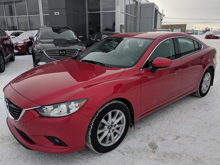 2015 Mazda Mazda6 GS, caméra recul, bancs chauffants