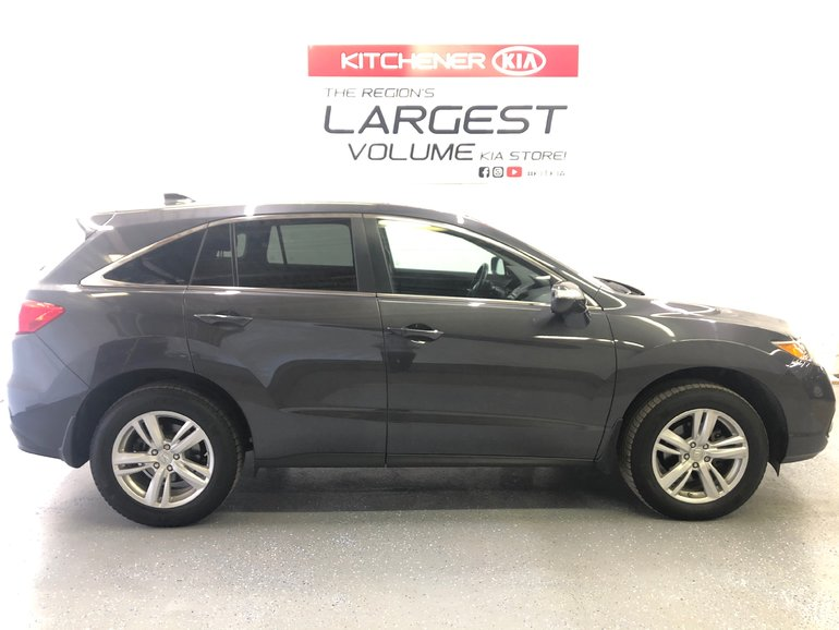 2015 Acura RDX SUNROOF LEATHER HEATED SEATS