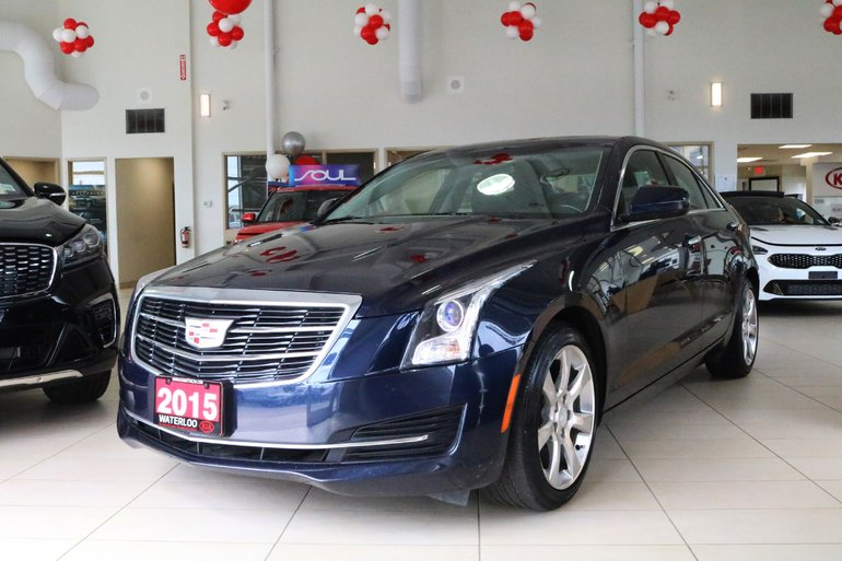 2015 Cadillac ATS Sedan AWD 2.0L Turbo - Premium