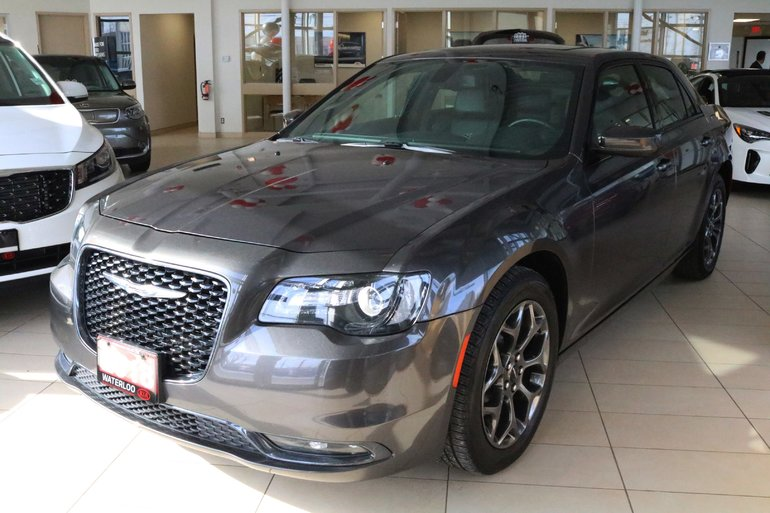 2018 Chrysler 300 S 300s AWD