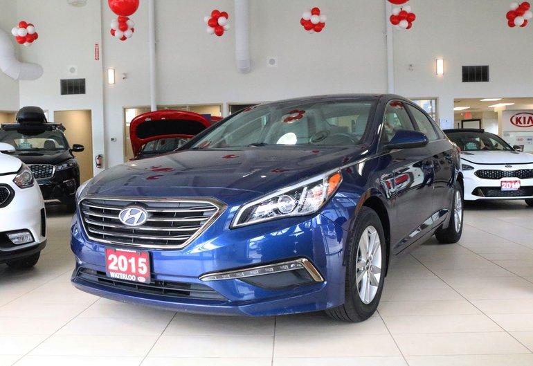 2015 Hyundai Sonata GL at