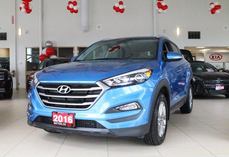 Used 2016 Hyundai Tucson Awd 2 0l Premium For Sale 19997 0