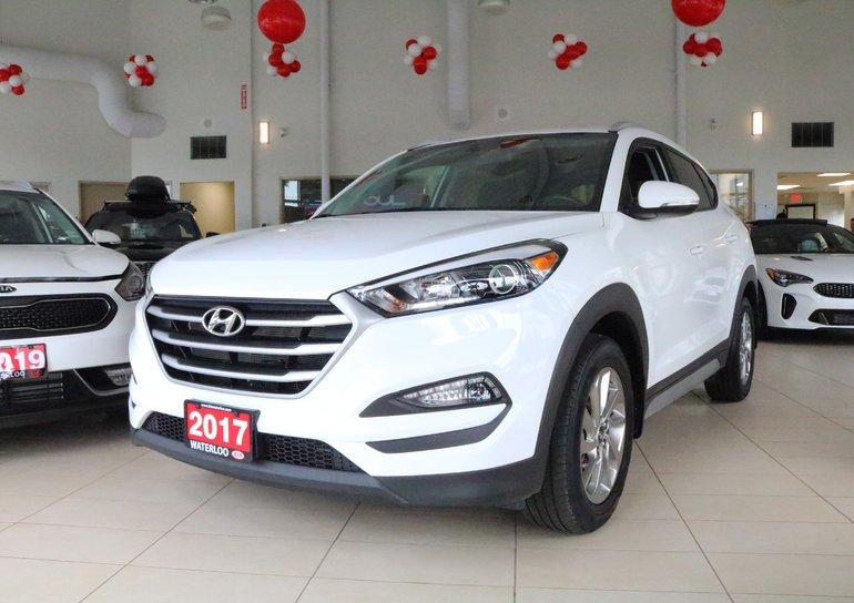 2017 Hyundai Tucson FWD 2.0L Premium