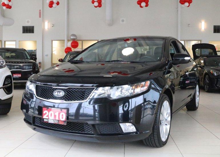 2010 Kia Forte 2.4 SX at