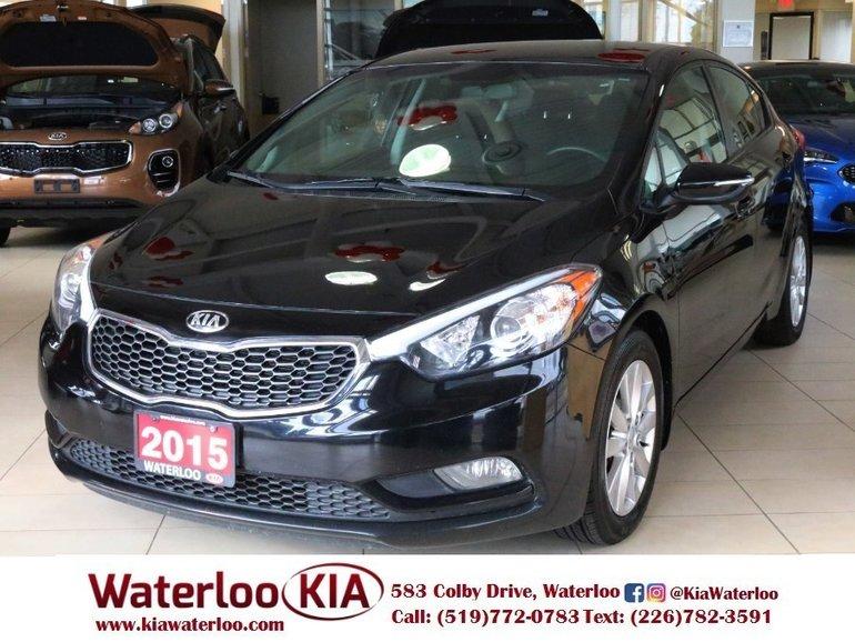 2015 Kia Forte LX Plus AT