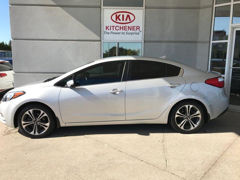 2015 Kia Forte EX MT