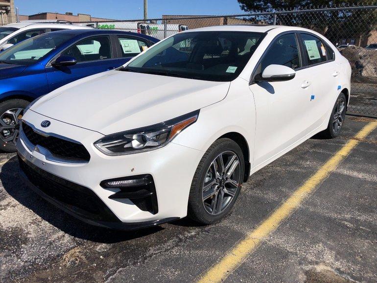 2019 Kia Forte Sedan EX+