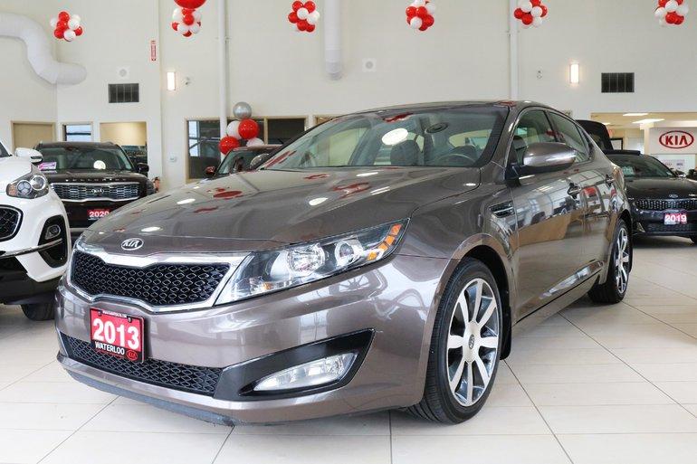 2013 Kia Optima EX Luxury at
