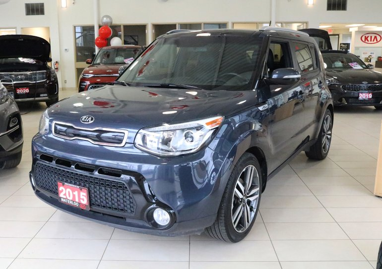 2015 kia soul sx luxury features