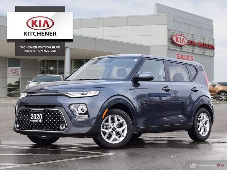 Used 2020 Kia Soul Ex Ivt Wireless Cell Charger For Sale 20494 0 Kitchener Kia
