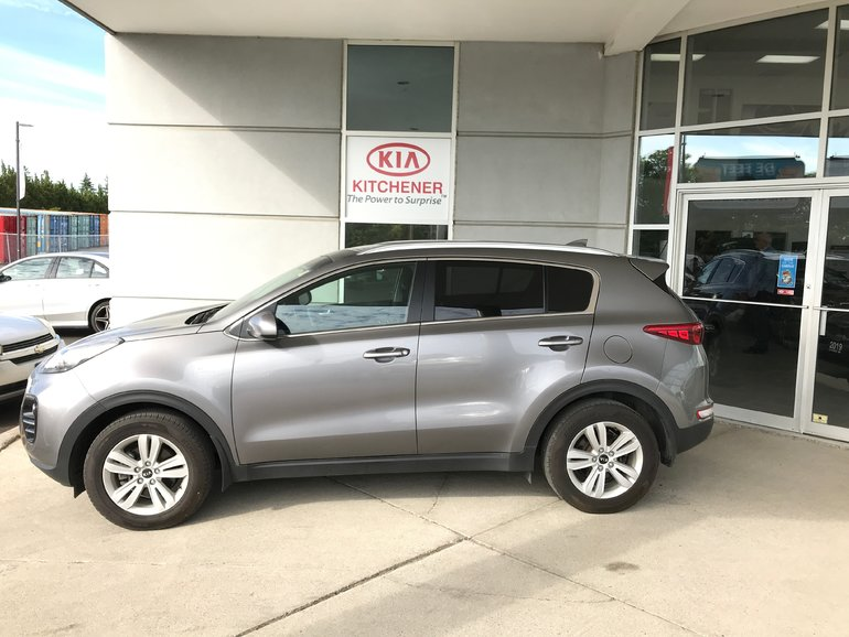 2018 Kia Sportage LX AWD - BACK UP CAMERA, ONE OWNER!!