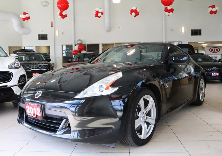 2012 Nissan 370Z Touring Coupe 6sp