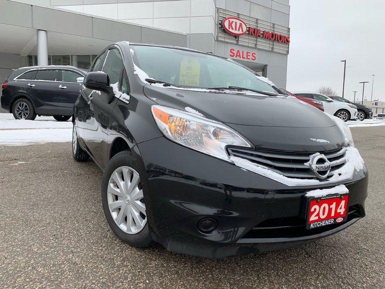 2014 Nissan Versa Note REAR-BACK UP CAMERA