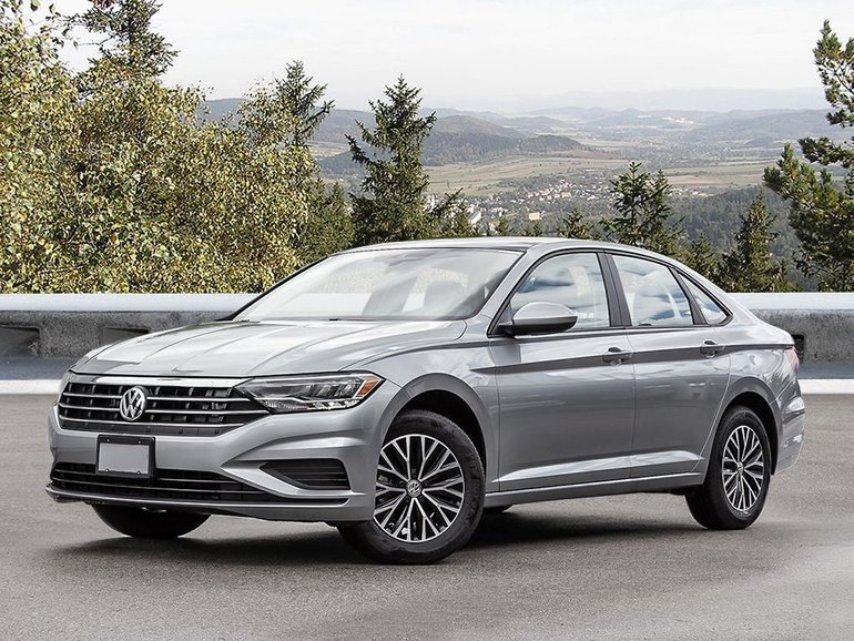 New 2020 Volkswagen Jetta Highline 1.4T 8sp at w/Tip for ...