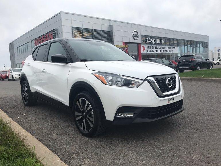 Nissan KICKS SV*AUTOMATIQUE*MAG*NOUVEAU* CAR PLAY* 2018