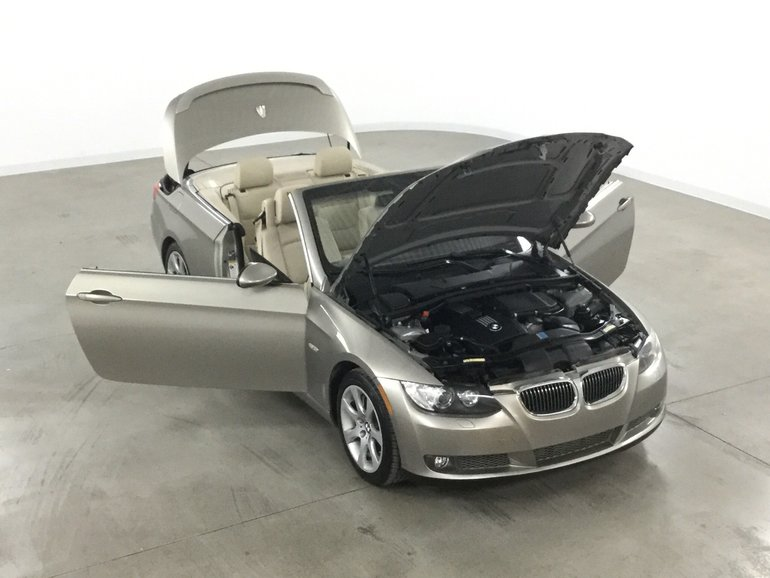 Bmw 335I Convertible >> Used 2009 Bmw 335i Convertible Tres Bas Kilometrage Certifie