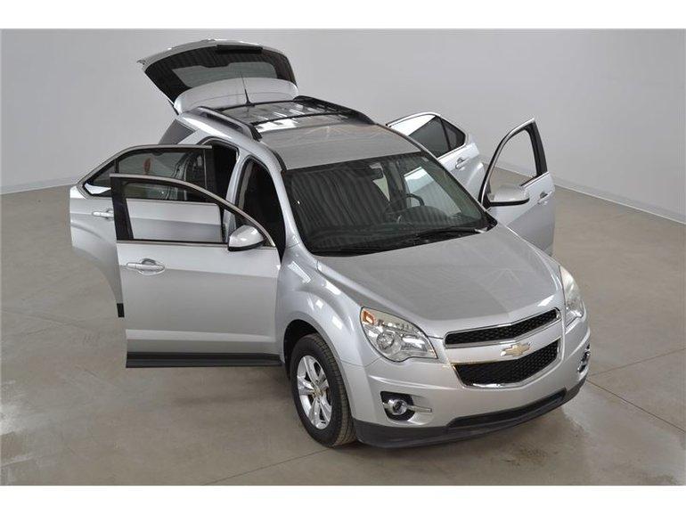 2011 Chevrolet Equinox 2LT 4WD Mags*Bluetooth*Camera Recul*