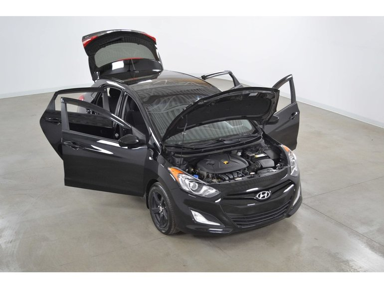 Carrefour 40 640 >> Used 2013 Hyundai Elantra GT GLS Toit Ouvrant*Mags*Sieges Chauffants* Black 93,496 KM for Sale ...