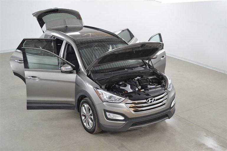 2016 Hyundai Santa Fe Sport Limited 4WD 2.0T Turbo GPS*Cuir*Toit*Camera Recul