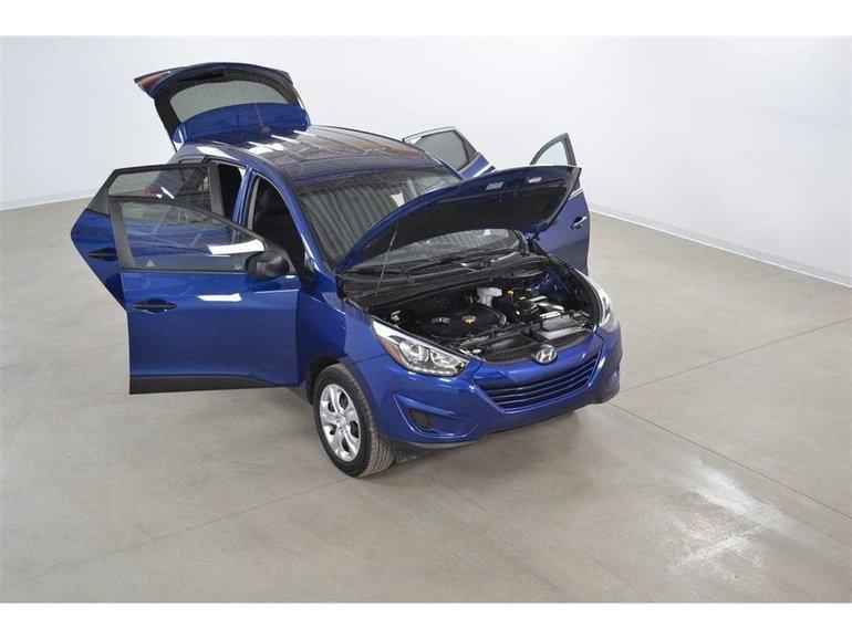 Hyundai Tucson GL 4WD Sieges Chauffants*Demarreur Distance 2015