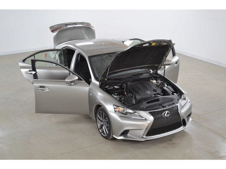 2014 Lexus IS 250 AWD Premium Cuir*Bluetooth*Sieges Chauffants