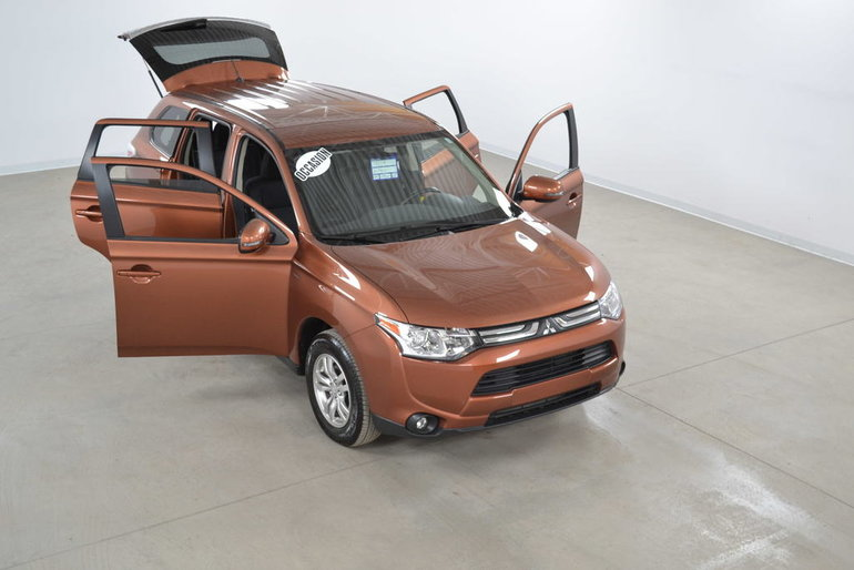 Mitsubishi Outlander V6 SE AWC Bluetooth*Sieges Chauffants 7 Passagers 2014