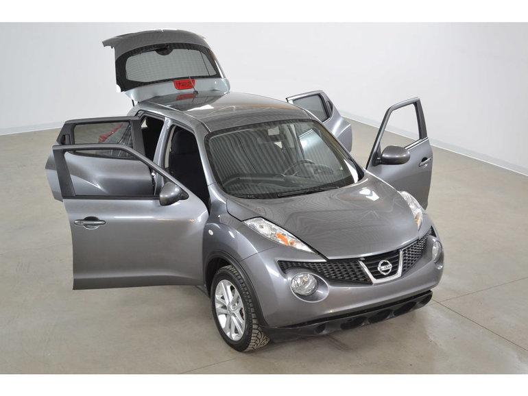 Nissan Juke SV 2WD Gr.Electrique*Bluetooth*Climatiseur* 2013