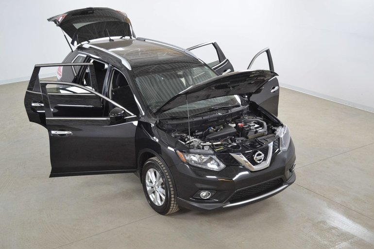 Nissan Rogue SV 4WD Toit Pano*Camera Recul*Sieges Chauffants 2016