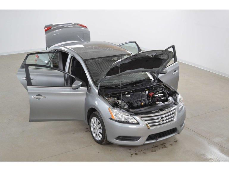 Nissan Sentra S 1.8L Gr.Electrique* Manuelle 6 Vitesses 2014