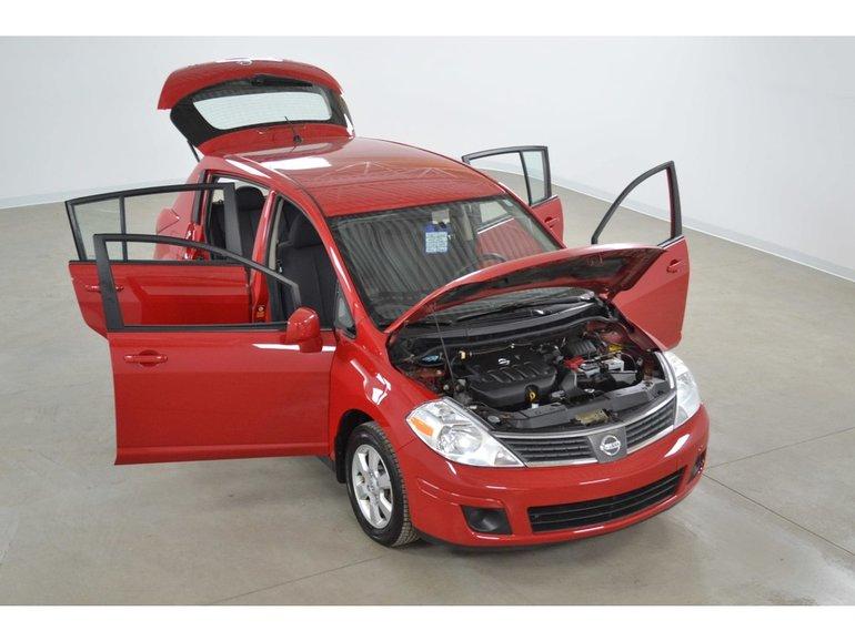 Nissan Versa 1.8 SL HB 5 Portes Gr.Electrique*Climatiseur* 2009