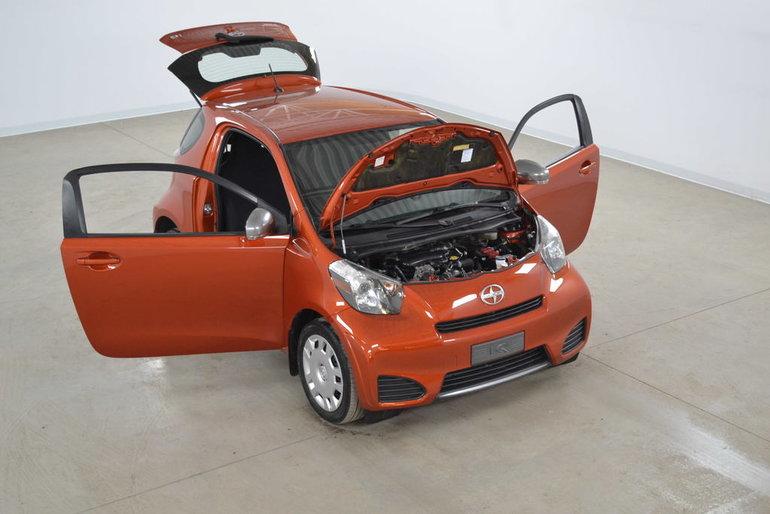 2012 Scion iQ Bluetooth*Gr. Electrique*Climatiseur Automatique